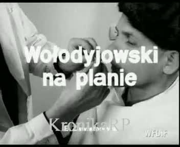 Wołodyjowski na planie