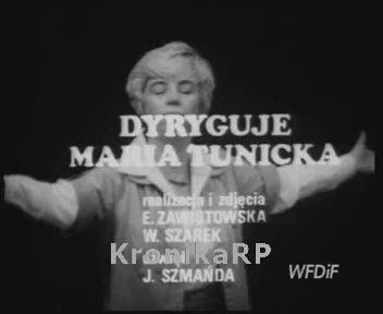 Dyryguje Maria Tunicka