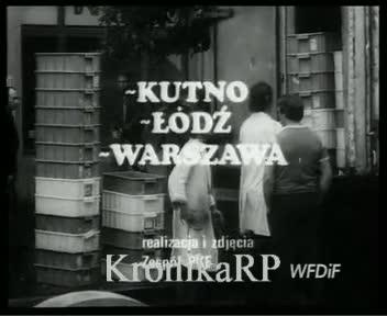Kutno, Łódź, Warszawa