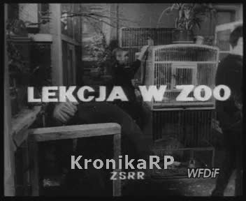 Lekcja w zoo