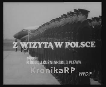 Z wizytą w Polsce