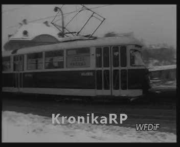 Szybkobieżny tramwaj czeski w Warszawie