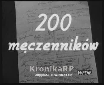 200 męczenników