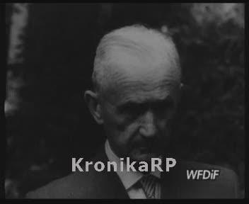 Ze świata. Karl Doenitz na wolności (RFN)