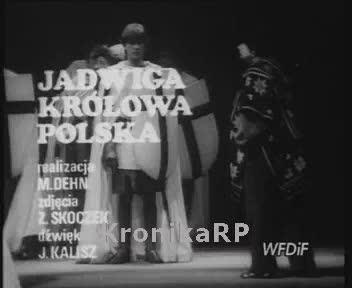 Jadwiga królowa polska