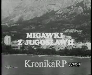 Migawki z Jugosławii