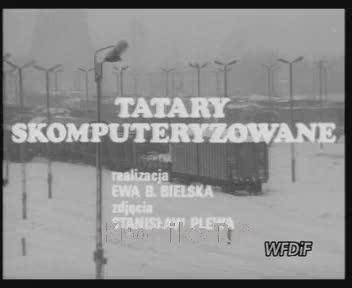 Tatary skomputeryzowane