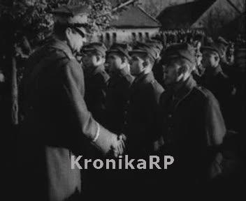Marszałek Rola-Żymierski w Toruniu
