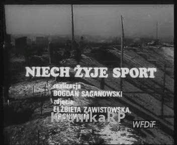 Niech żyje sport