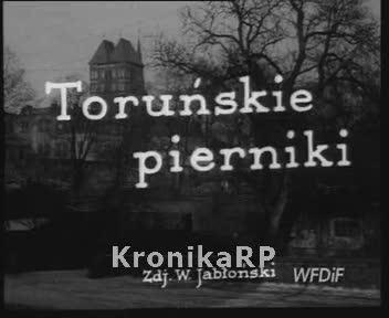 Toruńskie pierniki