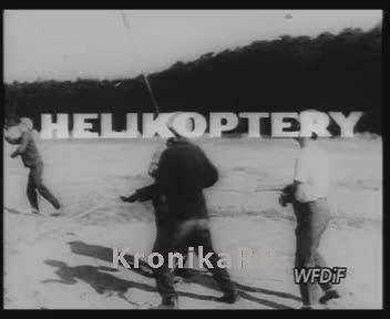Helikoptery w akcji
