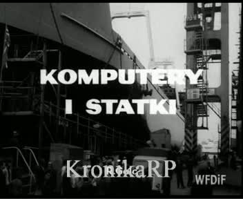 Komputery i statki