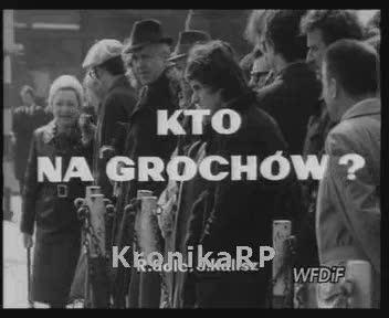 Kto na Grochów?