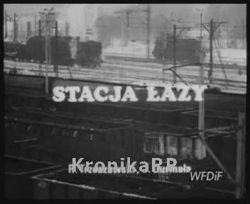 Stacja Łazy