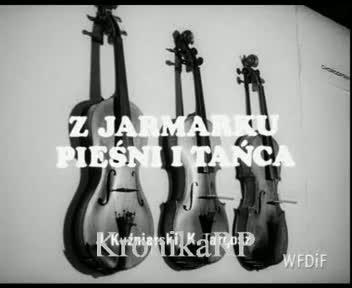 Z Jarmarku Pieśni i Tańca