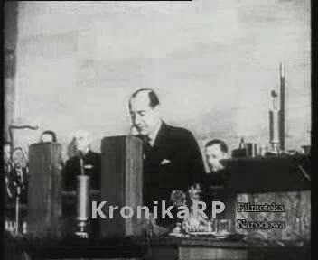 Przemówienie ministra Becka w Sejmie w sprawie Pomorza i Gdańska