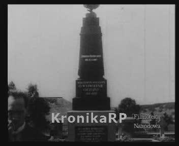 Pomnik w Duniłowiczach